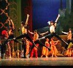 """Spettacolo di danza russa """"Divertisment"""""""