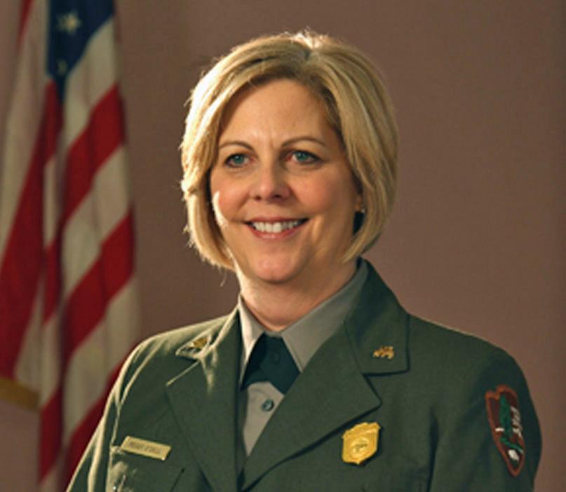 Vice Presidente National Park Service Usa Al Giardino Di
