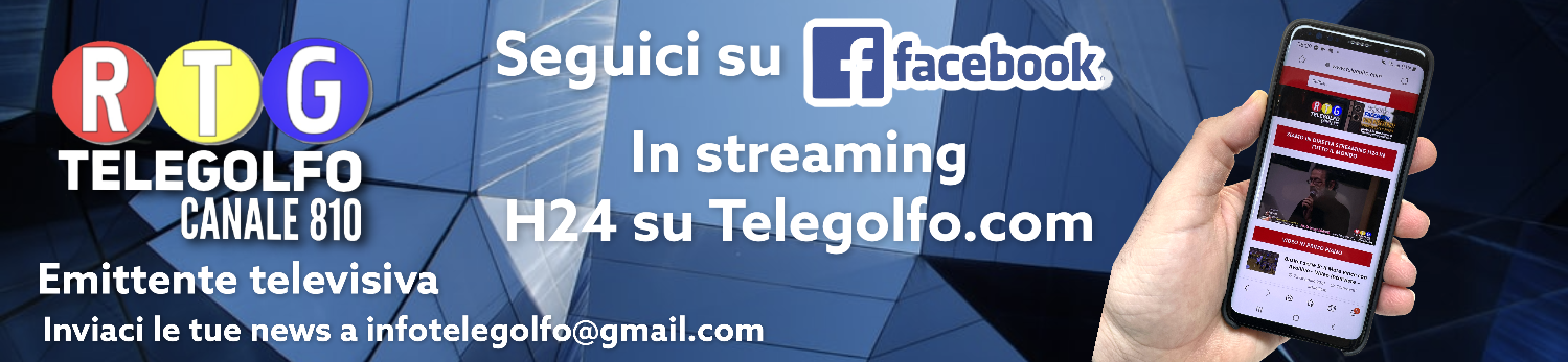 Telegolfo-RTG Emittente Televisiva CH 810 Notizie dal Golfo di Gaeta LT